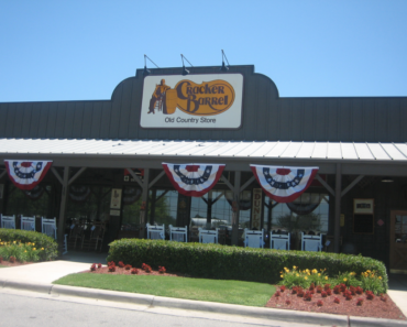 Cracker Barrel - 5 star saver