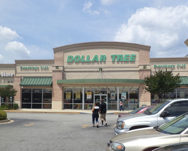 Dollar Tree - 5 star saver